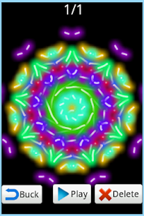 Kaleidoscope Magic Paint - screenshot thumbnail