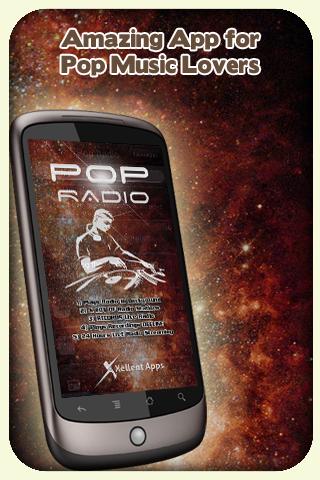 Pop Radio - With Recording