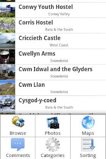 North Wales Explorer - screenshot thumbnail