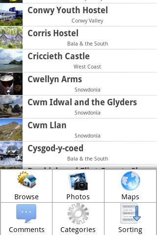 North Wales Explorer - screenshot