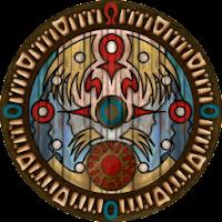Majora's Mask Clock Widget 4.15.03.29