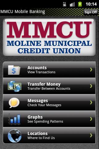MMCU Mobile Banking