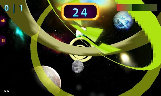 Space Rings 3D - screenshot thumbnail