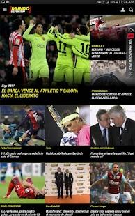 Mundo Deportivo Oficial - screenshot thumbnail