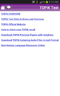 TOPIK GUIDE - screenshot thumbnail