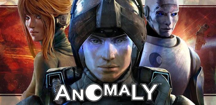 Anomaly (Аномалия) - интерактивные комиксы