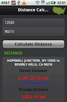 Screenshot of ZIP Code Tools