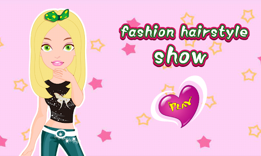 Fashion Hairstyle Show