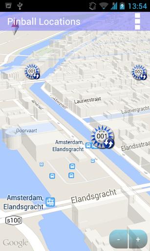 Pinball Locations