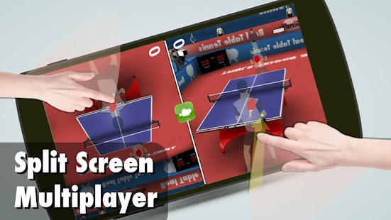 Real Table Tennis- screenshot thumbnail