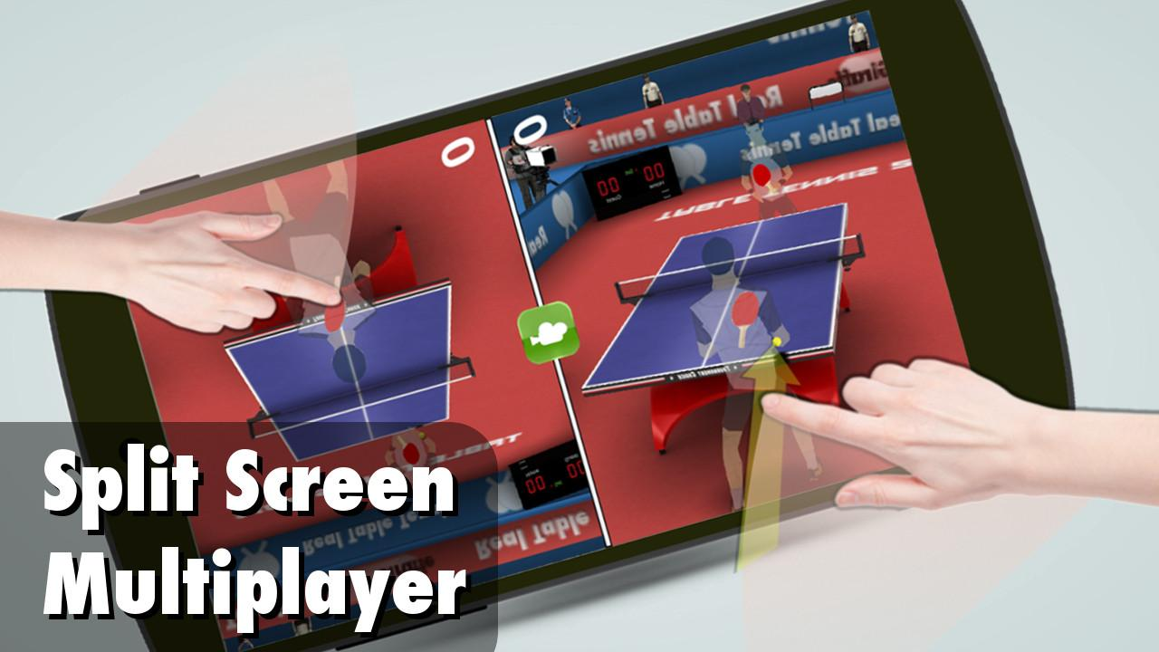 Real Table Tennis- screenshot