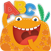 Monster Alphabet Preschool ABC