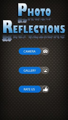 Mirror reflection Photo Editor