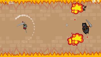 Screenshot of Ninja Shurican