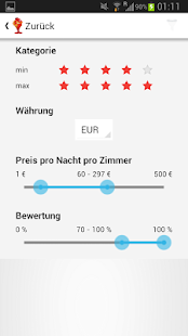 Hotelsnapper – Miniaturansicht des Screenshots