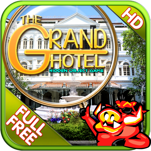Grand Hotel Free Hidden Object LOGO-APP點子