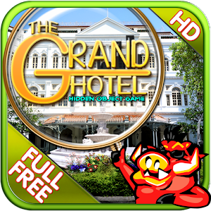 Grand Hotel Free Hidden Object for PC and MAC
