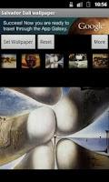Screenshot of Salvador Dali Wallpaper