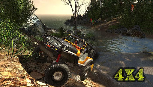 Extreme Off Road 4x4