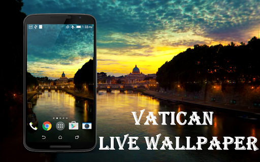 Vatican City Live Wallpaper
