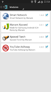 Xposed Torch: Physical Buttons- screenshot thumbnail