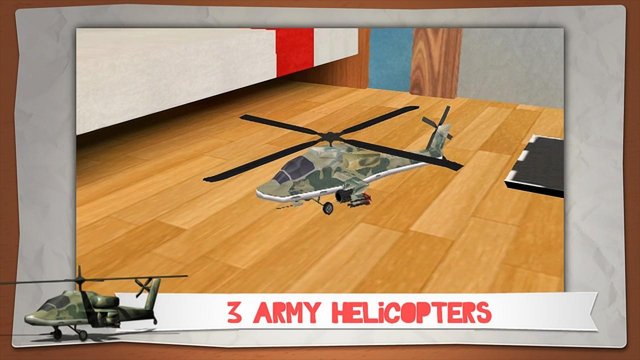 Helidroid Battle: 3D RC Copter- screenshot