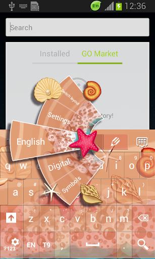 【免費個人化App】夏季派對鍵盤-APP點子