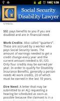 Screenshot of Social Security Lawyer