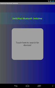 SwitchUp Bluetooth Dimmer - screenshot thumbnail