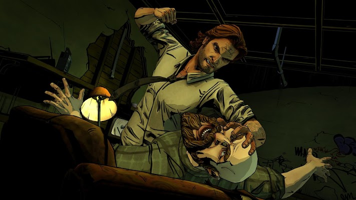 The Wolf Among Us - screenshot