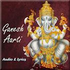 Ganesh Aarti Audio and Lyrics icon