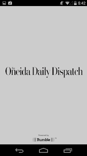 Oneida Dispatch for Android - screenshot thumbnail