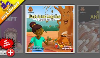 Screenshot of iStoryBooks