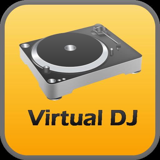 虛擬DJ LOGO-APP點子