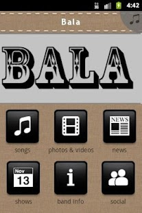 Bala - screenshot thumbnail