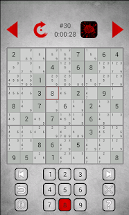 Thousands Sudoku- screenshot thumbnail