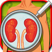 Kidney Doctor - Casual Game