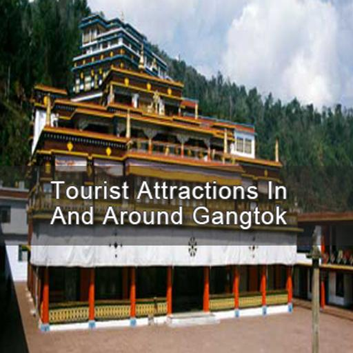 Tourist Attractions Gangtok LOGO-APP點子