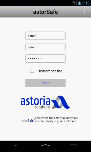 astorSafe