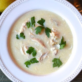 Chicken Avgolemono