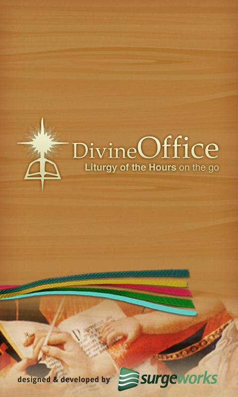 Divine Office - screenshot