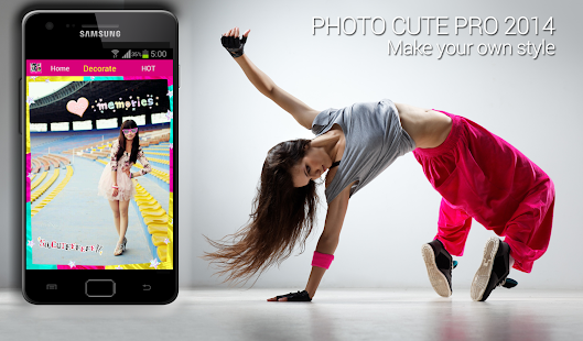 Photo cute Pro 2015