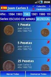 My Pesetas- screenshot thumbnail