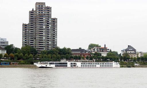 Viking-Baldur-Cologne - The river cruise ship Viking Baldur in Cologne, Germany.