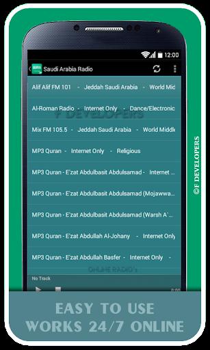 KSA Radio - Live Radios