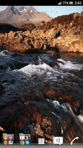River 3D Live Wallpaper
