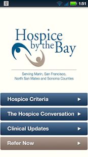 Hospice By The Bay- screenshot thumbnail