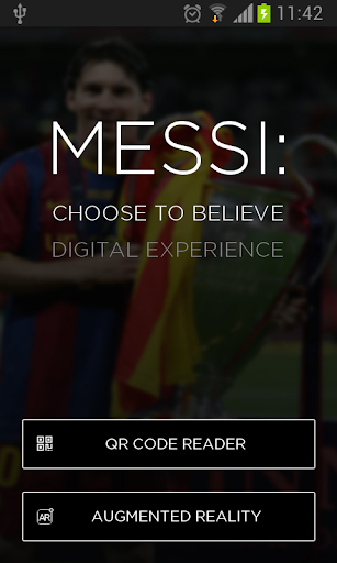 Messi Digital Experience