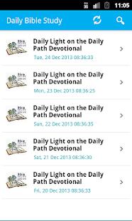 Daily Bible Study- screenshot thumbnail