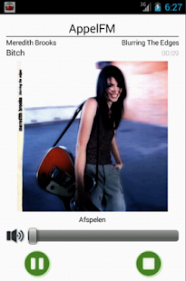 AppelFM - screenshot thumbnail